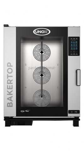 Газовый пароконвектомат для выпечки XEBC-10EU-GPR